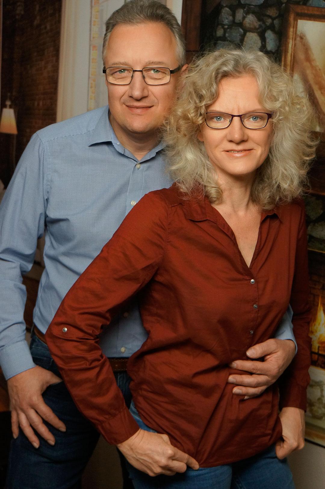 Naturschlafexperte Sabine und Georg Niebler