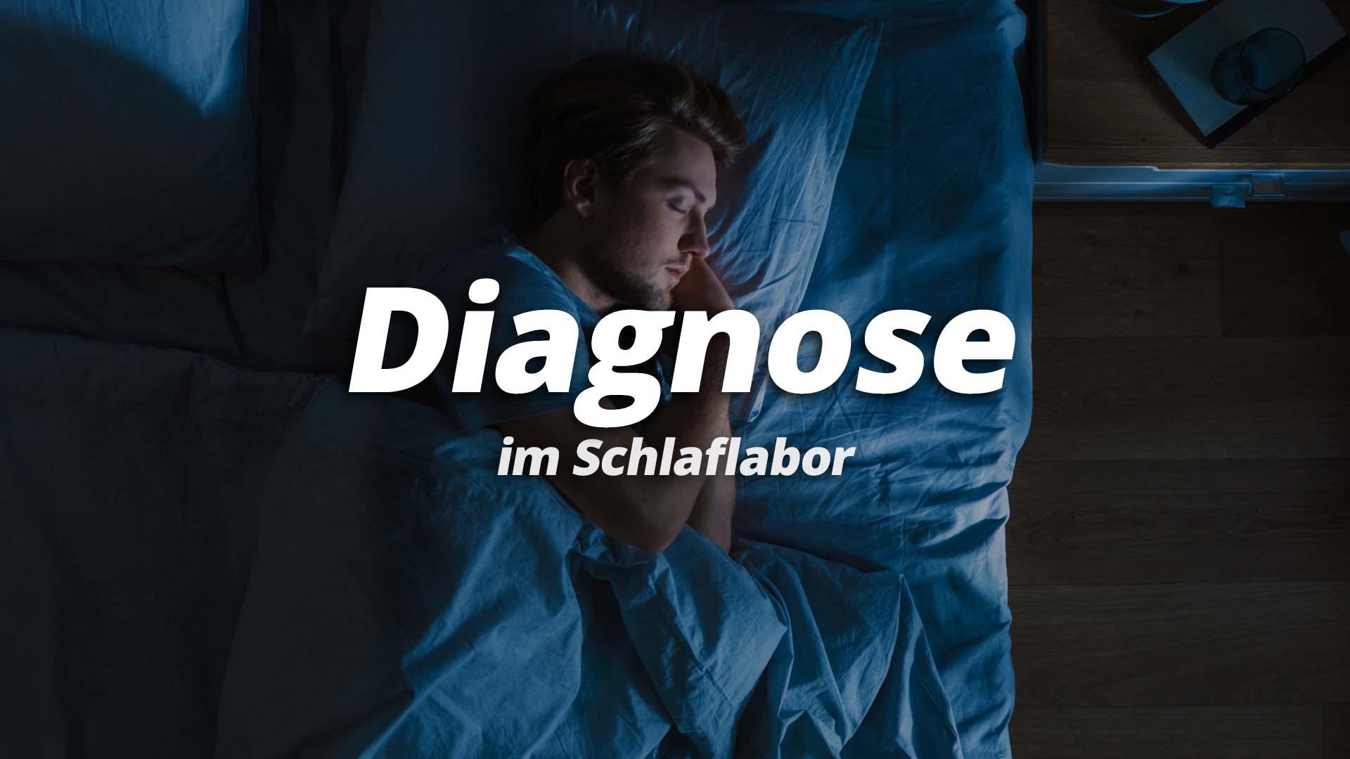 Diagnose im Schlaflabor