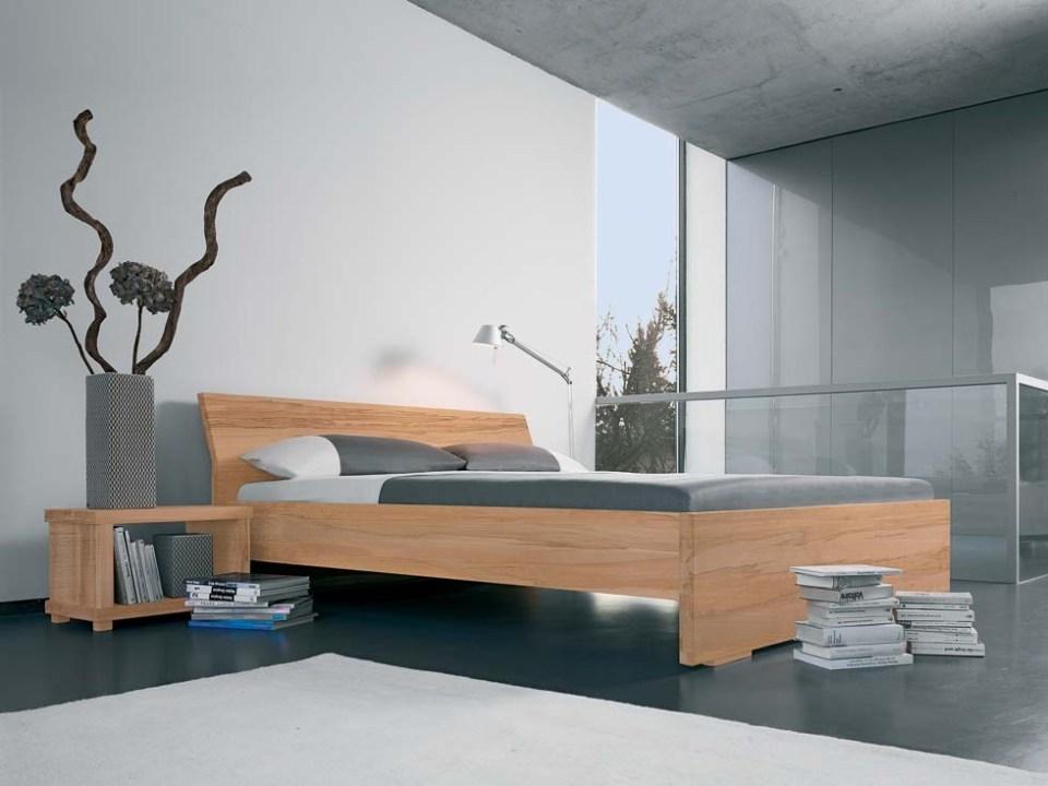 Holzbetten von Dormiente