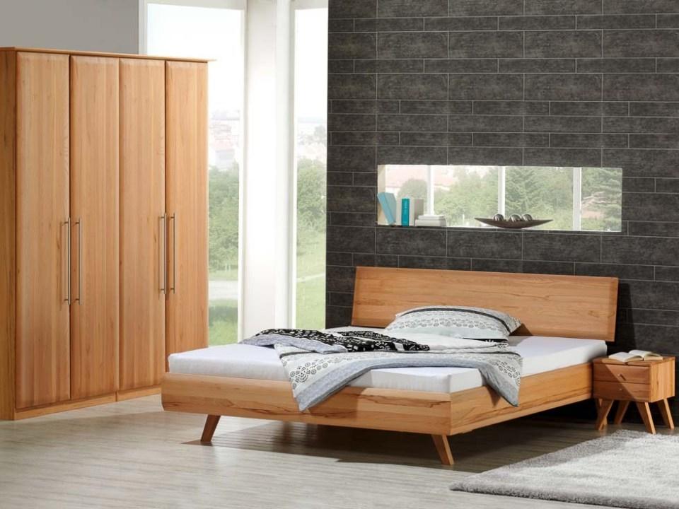Massivholzschlafzimmer für traumhaft schöne Nächte