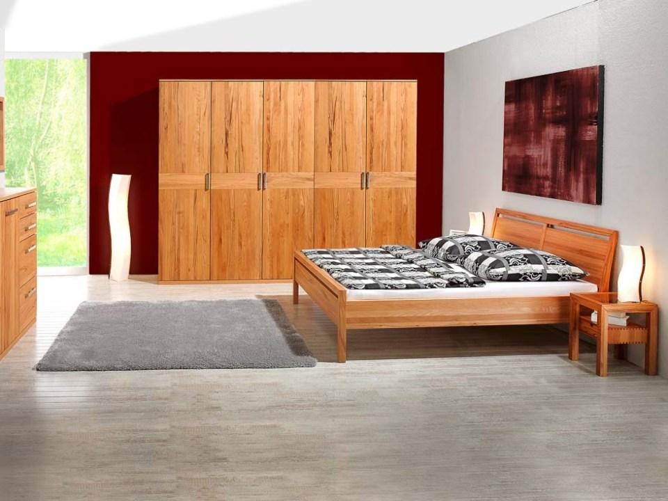 Holzschmiede Schlafzimmer aus Massivholz