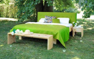 Betten von ProNatura auf natürlicher Basis