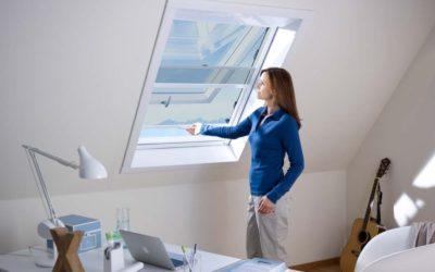 Fliegengitter Dachfenster