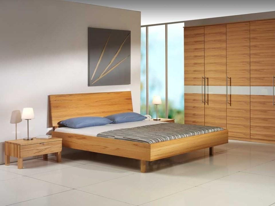 Schlafzimmer Massivholz für schönere Träume
