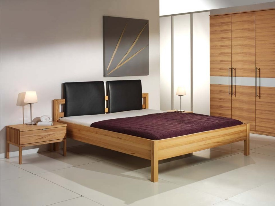 Schlafzimmer Massivholz Möbel zum wohlfühlen