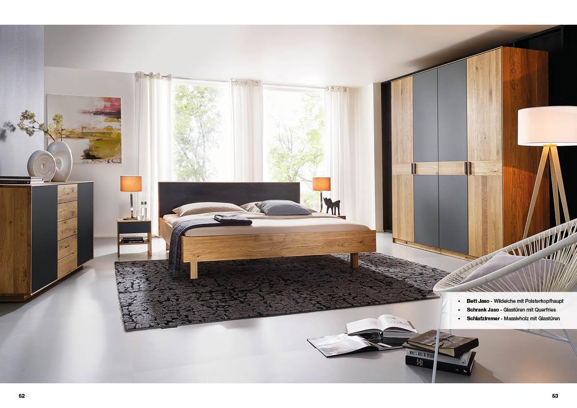 schlafzimmer-massivholz-bett-jaso-kommode-kleiderschrank