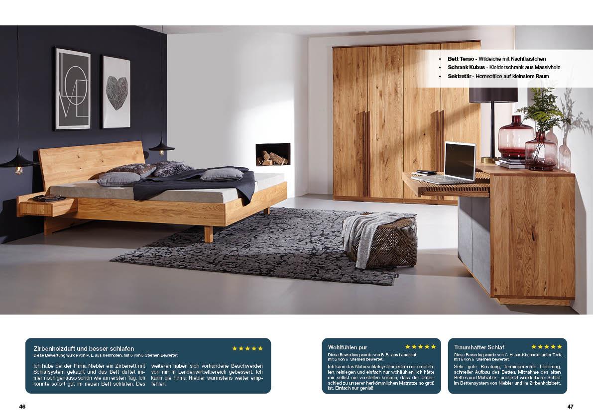 schlafzimmer-wildeiche-bett-sekretaer-kleiderschrank
