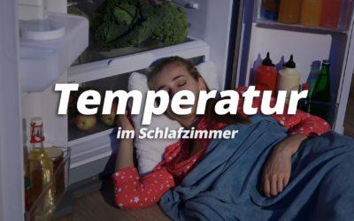 Schlaftemperatur