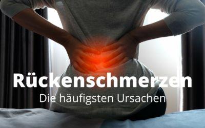 Ursache von Rückenschmerzen