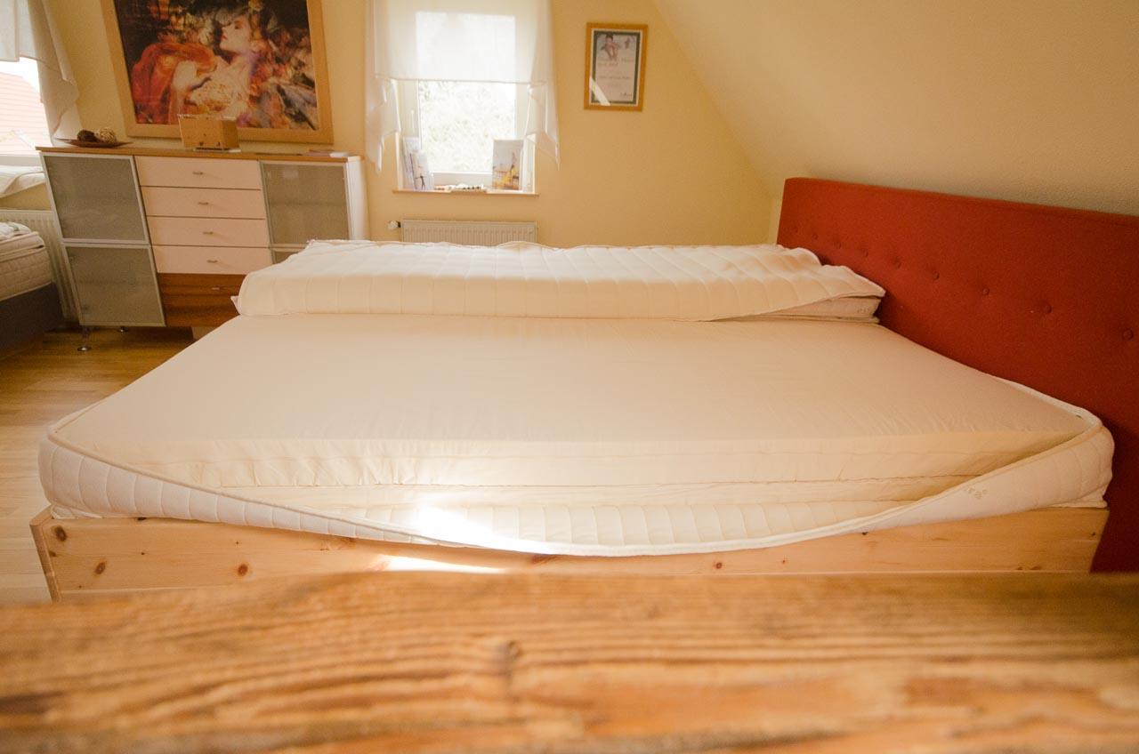 Woodspring - Die Komfortzone - Naturmatratzen für perfekten Schlaf